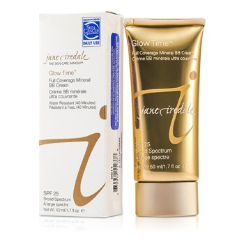 Jane Iredale Glow Time Full Coverage Mineral BB Cream SPF 25 – BB11 50ml/1.7oz