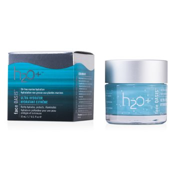 H2O+ Face Oasis Ultra Hydrator (New Packaging)  50ml/1.7oz