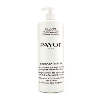 PayotCreme Le Corps Hydration 24 Hydrating Treatment For A Youthful Body (Tamanho p/ sal�es) 1000ml/33.8oz