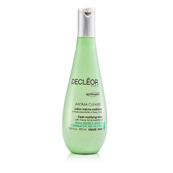 Decleor Aroma Cleanse Fresh Matifying Lotion (Combination & Oily Skin)  400ml/13.5oz