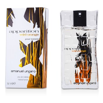 UngaroApparition Wild Orange Eau De Toilette Spray 50ml/1.7oz