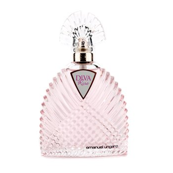 UngaroDiva Rose Eau De Parfum Spray 100ml/3.4oz