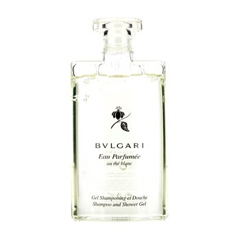 BvlgariAu The Blanc Shower Gel 200ml/6.8oz