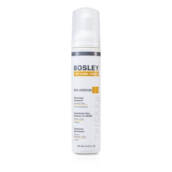 Bosley Professional Strength Bos Defense Thickening Treatment (For Normal to Fine Color-Treated Hair