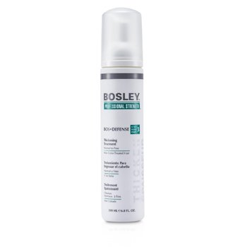 Bosley Professional Strength Bos Defense Thickeing Treatment (For Normal to Fine Non Color-Treated Hair)  200ml/6.8oz