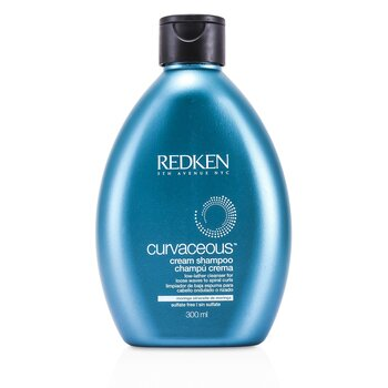 CurvaceousCurvaceous Cream Shampoo 300ml/10.1oz