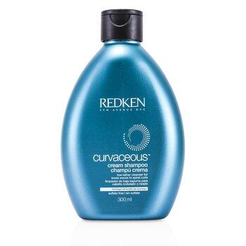 Redken Curvaceous Cream Shampoo  300ml/10.1oz