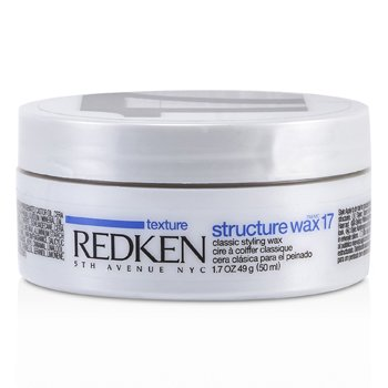 RedkenStructure Wax 17 Classic Styling Wax 50ml/1.7oz