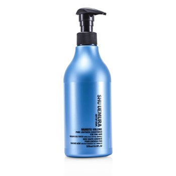 Shu UemuraMuroto Volume Pure Lightness Conditioner (For Fine Hair) (Salon Product) 500ml/16.9oz