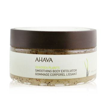 AhavaDeadsea Plants Smoothing Body Exfoliator 235ml/8oz
