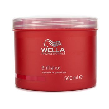 WellaBrilliance Tratamiento (Para Cabello Te�ido) 500ml/17oz