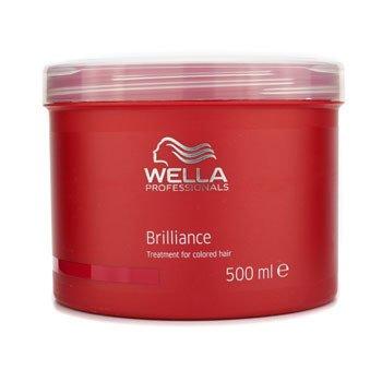 Wella Brilliance Tratamiento (Para Cabello Te�ido)  500ml/17oz