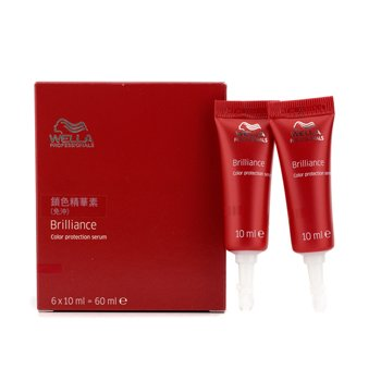 WellaBrilliance Serum Protector Color 6x10ml