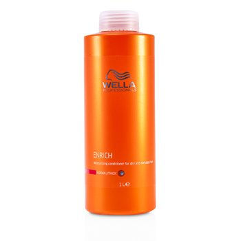 WellaEnrich Moisturizing Conditioner For Dry & Damaged Hair (Normal/Thick) 1000ml/33.8oz