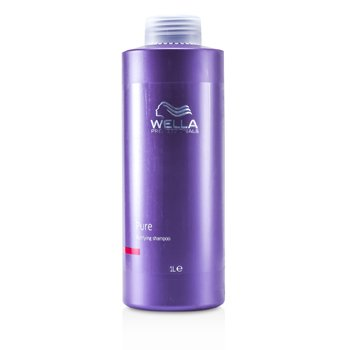 WellaPure Purifying Shampoo 1000ml/33.8oz