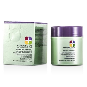 Pureology Essential Repair Restorative Hair Masque (For Distressed Colour-Treated Hair)  150g/5.2oz