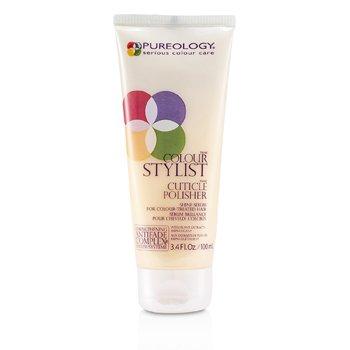 PureologyColour Stylist Cuticle Polisher Shine Serum (For Colour-Treated Hair) 100ml/3.4oz