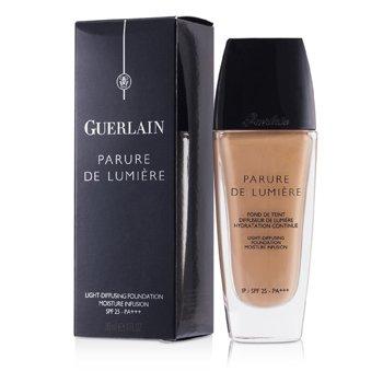 Guerlain Parure De Lumiere Light Diffusing Fluid Foundation SPF 25 - # 04 Beige Moyen  30ml/1oz
