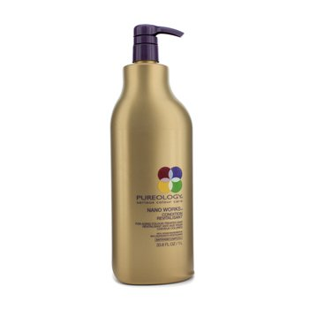 PureologyNano Works Condition (For Aging Colour-Treated Hair) 1000ml/33.8oz