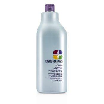 Pureology Purify Shampoo (For Colour-Treated Hair)  1000ml/33.8oz