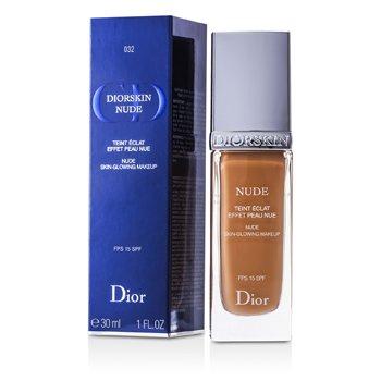 Christian Dior Diorskin Nude Skin Glowing Makeup SPF 15 – # 032 Rosy Beige 30ml/1oz