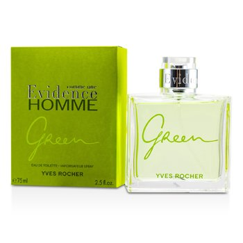Yves RocherComme Une Evidence Green Eau De Toilette Spray 75ml/2.5oz