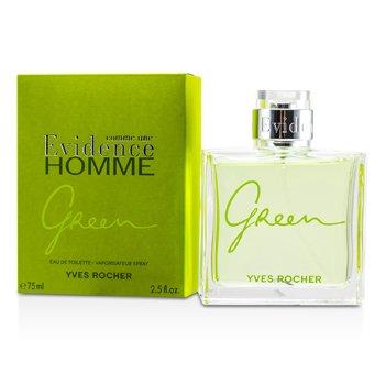 Yves Rocher Comme Une Evidence Green Eau De Toilette Spray  75ml/2.5oz