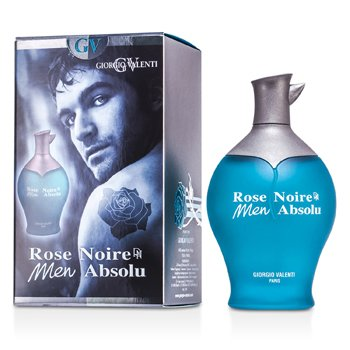 Giorgio Valenti Rose Noire Aboslue Eau De Toilette Spray 100ml/3.3oz