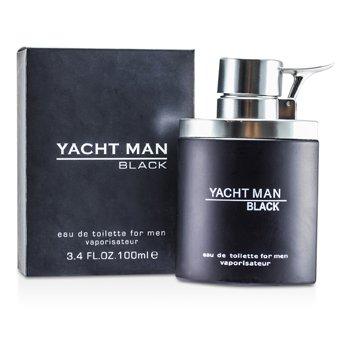 Myrurgia Yacht Black Eau De Toilette Spray 100ml/3.4oz
