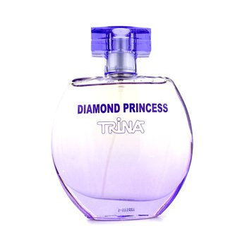 TrinaDiamond Princess Eau De Parfum Spray 100ml/3.4oz