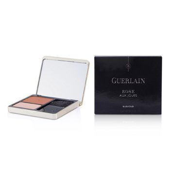 GuerlainRose Aux Joues Blush Duo - # 05 Golden High 6g/0.21oz