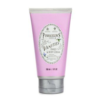 Penhaligon's Vanities Hand & Body Cream  150ml/5oz