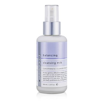 JanesceBalancing Cleansing Milk (For Normal/ Dry Skin) 100ml/3.4oz