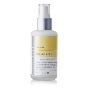 JanesceClearing Cleansing Milk (For Oily/ Combination Skin) 100ml/3.4oz
