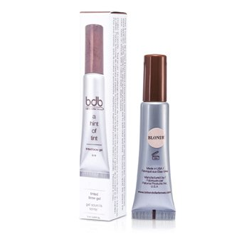 A Hint Of Tint Tinted Brow Gel - Blonde