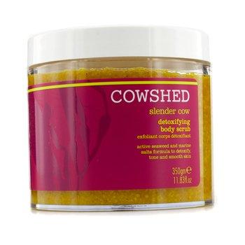 CowshedCreme Exfoliante  Slender Cow Detoxifying Body Scrub 350ml/11.83oz