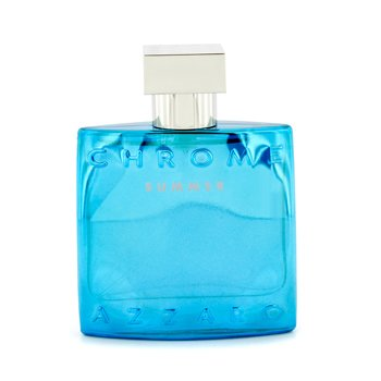 Azzaro Chrome Summer Eau De Toilette Spray  50ml/1.7oz