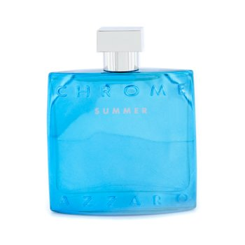 AzzaroChrome Summer Eau De Toilette Spray 100ml/3.4oz