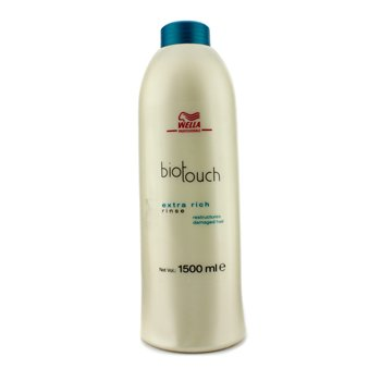 WellaBiotouch Extra Rich Rinse (For Damaged Hair) (MFG Date: Feb 2011) 1500ml/50oz