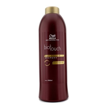 WellaBiotouch Age Ensure Reviving Shampoo (For Coarse, Mature Hair) 1500ml/50oz