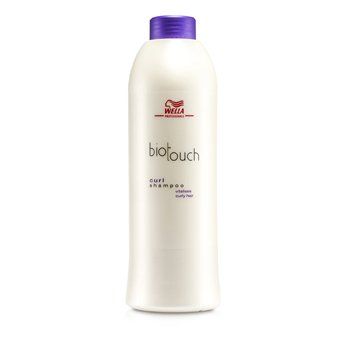 WellaBiotouch Curl Shampoo (MFG Date : Feb 2011) 1500ml/50oz