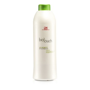 BiotouchBiotouch Straight Shampoo  (MFG Date : Feb 2011) 1500ml/50oz