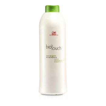 WellaBiotouch Straight Shampoo  (MFG Date : Feb 2011) 1500ml/50oz