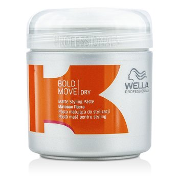 WellaStyling Dry Bold Move Dry Matte Styling Paste (Hold 2) 150ml/5oz
