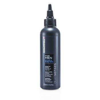 Goldwell Dual Senses For Men Activating Scalp Tonic (For All Hair & Scalp Types)  125ml/4.2oz