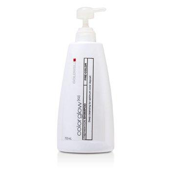 Goldwell Color Glow IQ Pre-Color Preparation Shampoo 750ml/25oz