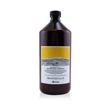 Davines Natural Tech Nourising Shampoo (For Dehydrated Scalp and Dry  Brittle Hair) 1000ml/33.8oz