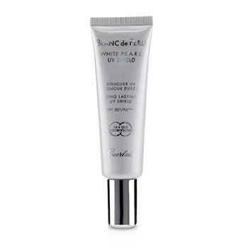 Guerlain Blanc De Perle UV Shield Brightening Pearl Perfection SPF50/PA+++ (New Packaging) 30ml/1oz
