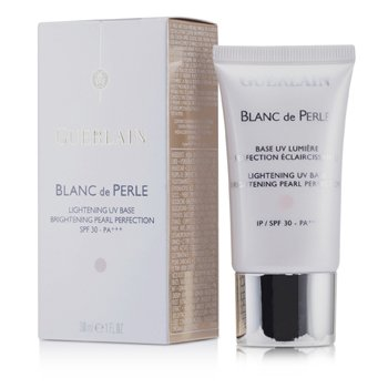 Blanc De Perle Осветляющая УФ База SPF 30 - (Розовый) 30ml/1oz StrawberryNET 2680.000
