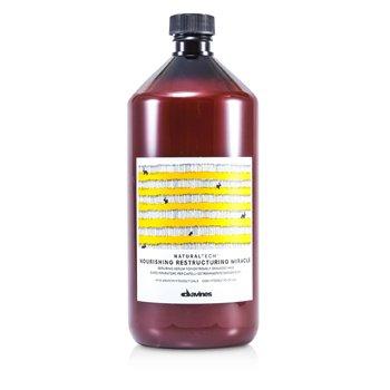 Davines Natural Tech Питательная Восстанавливающая Сыворотка (для Очень Поврежденных Волос) 1000ml/33.8oz